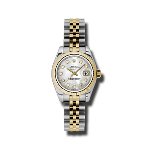Oyster Perpetual Lady-Datejust 179173 mdj
