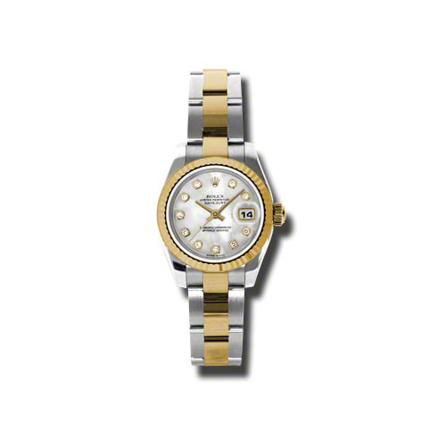 Oyster Perpetual Lady Datejust 179173 mdo