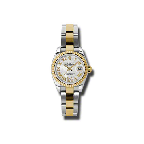 Oyster Perpetual Lady Datejust 179173 mdro