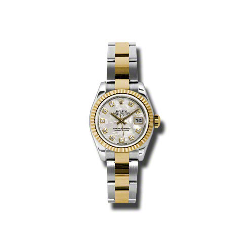 Oyster Perpetual Lady Datejust 179173 mtdo