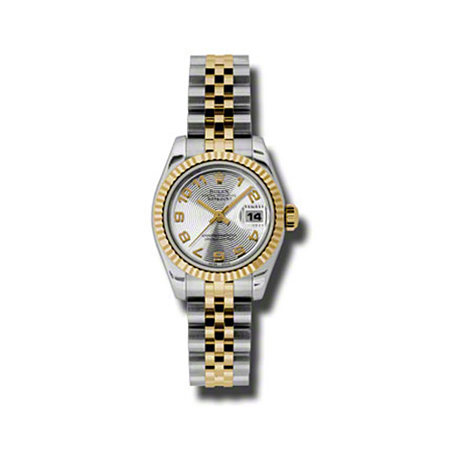 Oyster Perpetual Lady-Datejust 179173 scaj
