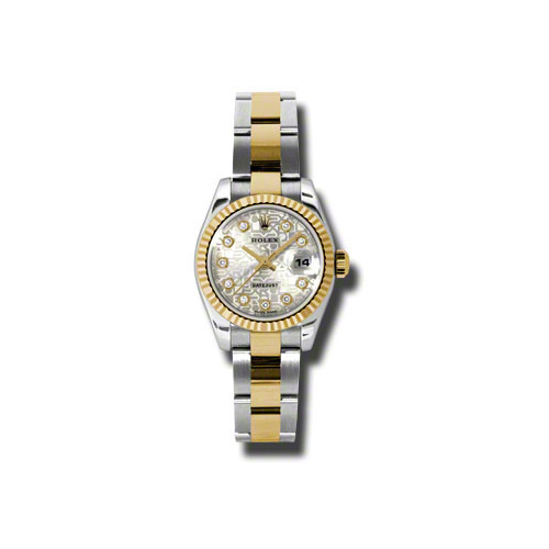 Oyster Perpetual Lady Datejust 179173 sjdo