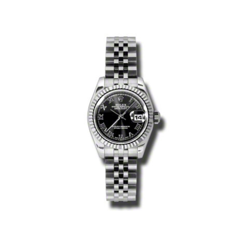 Oyster Perpetual Lady Datejust 179174 bkrj