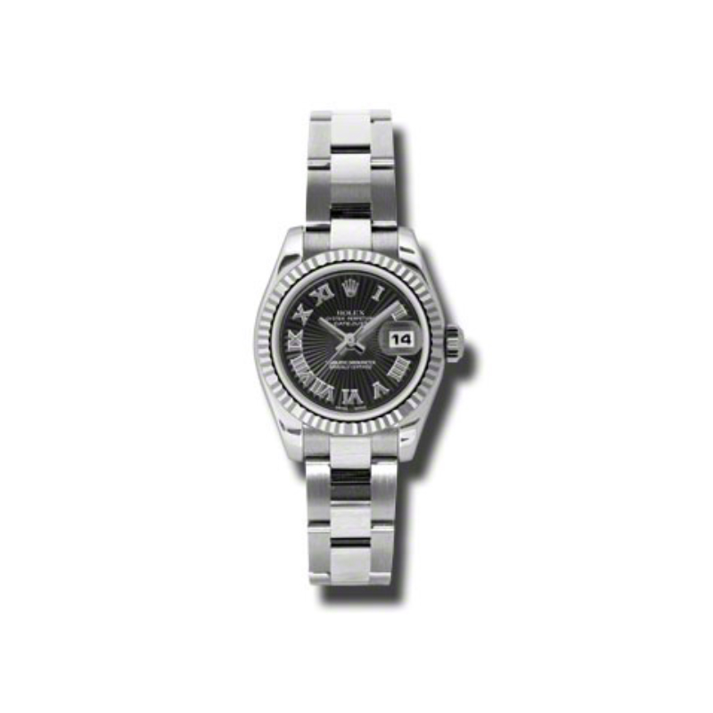 Oyster Perpetual Lady Datejust 179174 bksbro