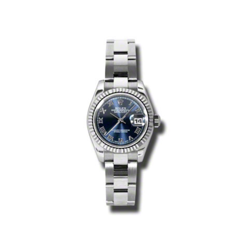 Oyster Perpetual Lady Datejust 179174 blro