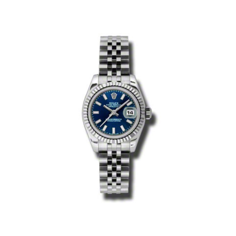 Oyster Perpetual Lady Datejust 179174 blsj