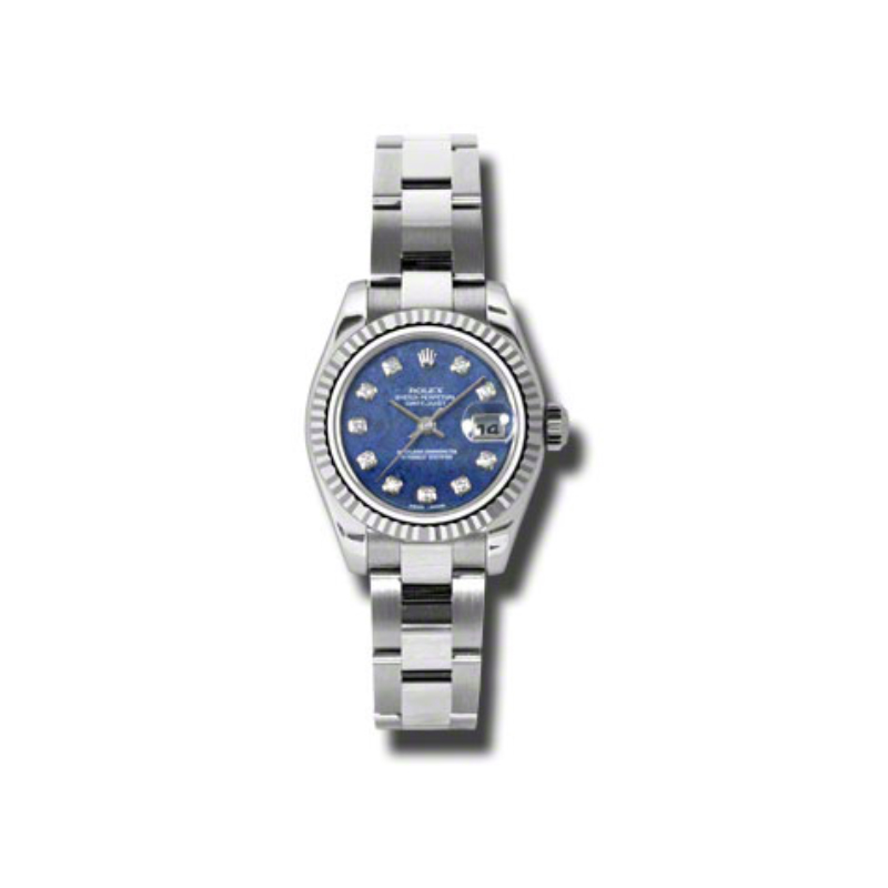 Oyster Perpetual Lady Datejust 179174 blsodo