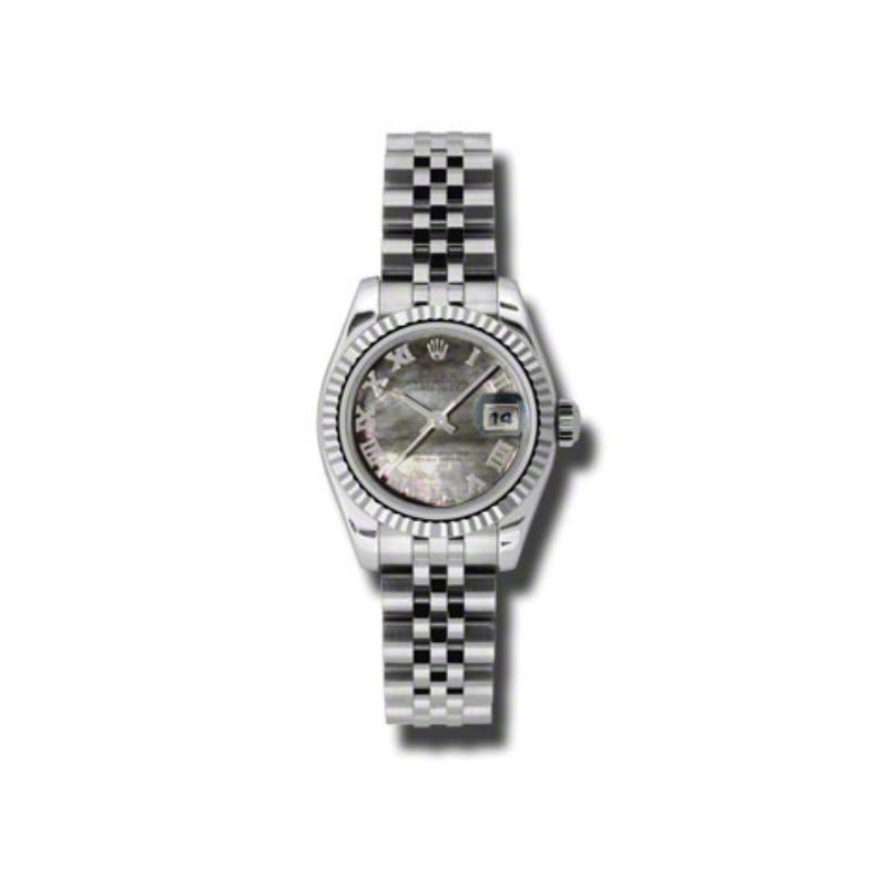 Oyster Perpetual Lady Datejust 179174 dkmrj