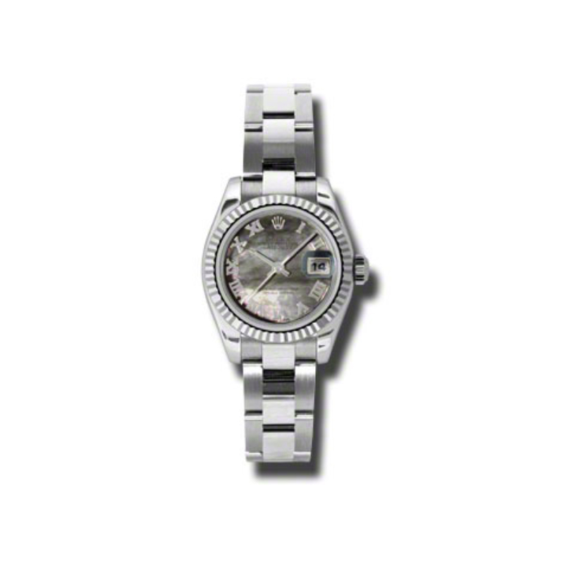 Oyster Perpetual Lady Datejust 179174 dkmro