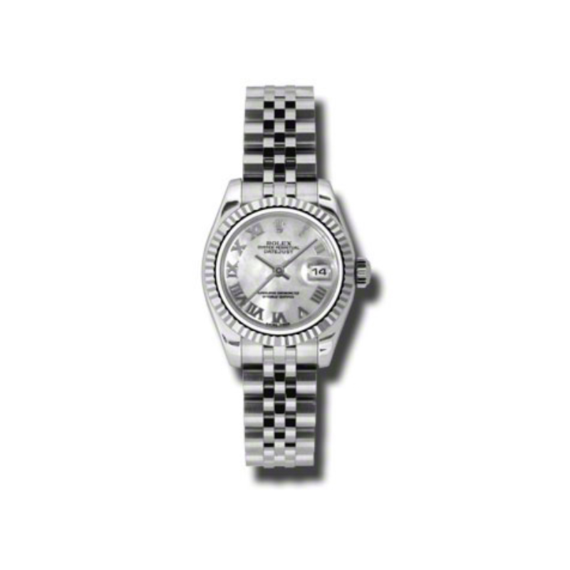 Oyster Perpetual Lady-Datejust 26 Fluted Bezel 179174 mrj