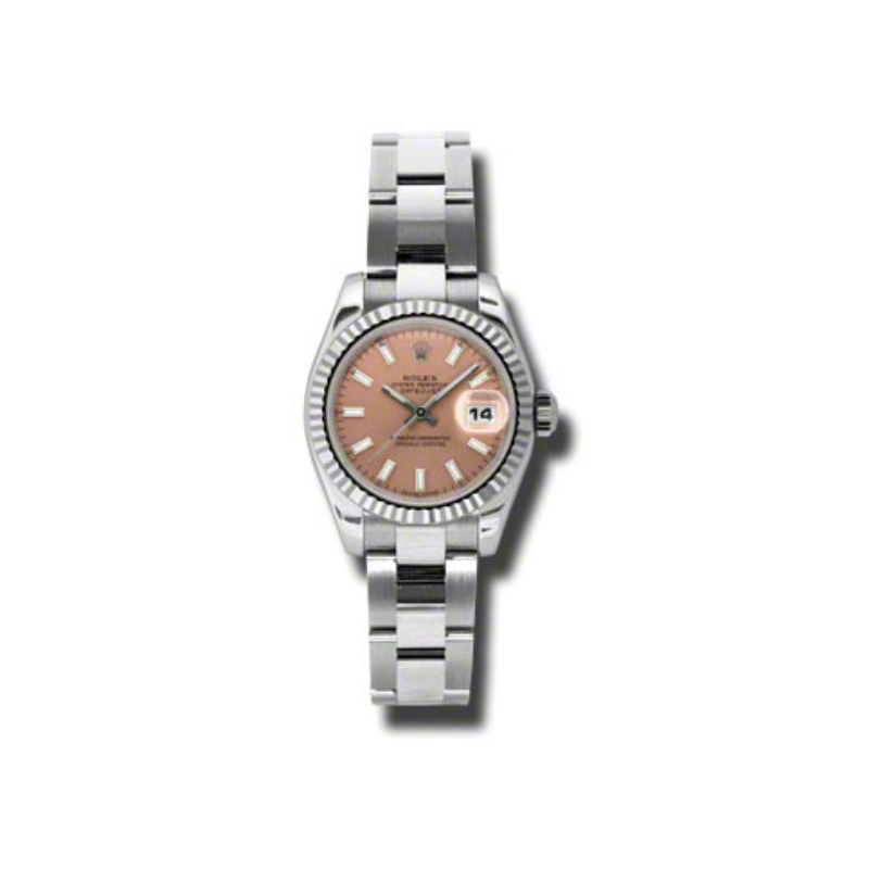 Oyster Perpetual Lady-Datejust 26 Fluted Bezel 179174 pso