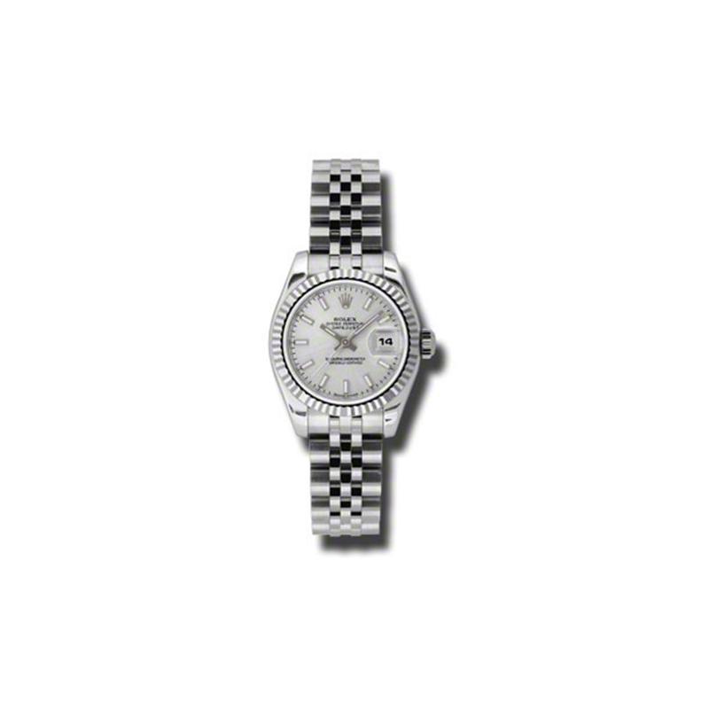 Oyster Perpetual Lady Datejust 179174 ssj