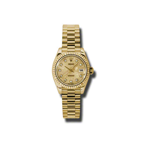 Oyster Perpetual Lady-Datejust 179178 chjdp