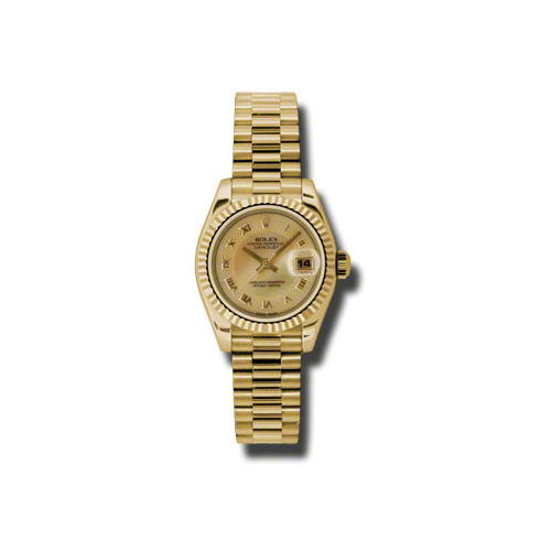 Oyster Perpetual Lady-Datejust 179178 chmdrp