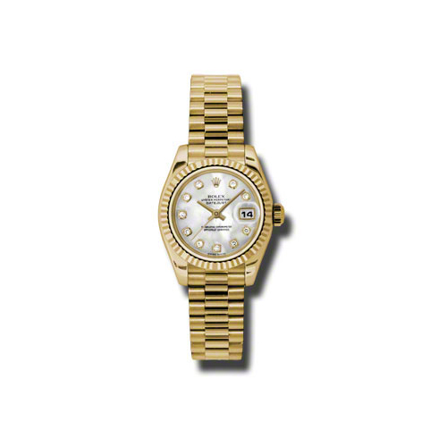Oyster Perpetual Lady-Datejust 179178 mdp