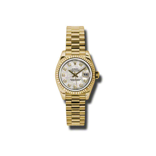 Oyster Perpetual Lady-Datejust 179178 mtdp