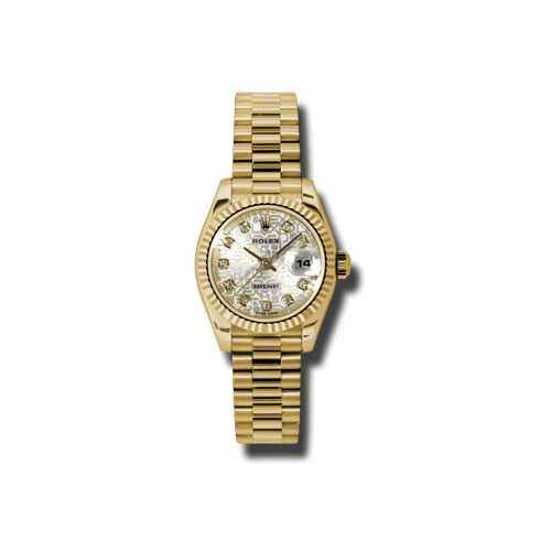 Oyster Perpetual Lady-Datejust 179178 sjdp
