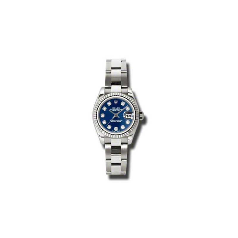 Oyster Perpetual Lady-Datejust 179179 bdo