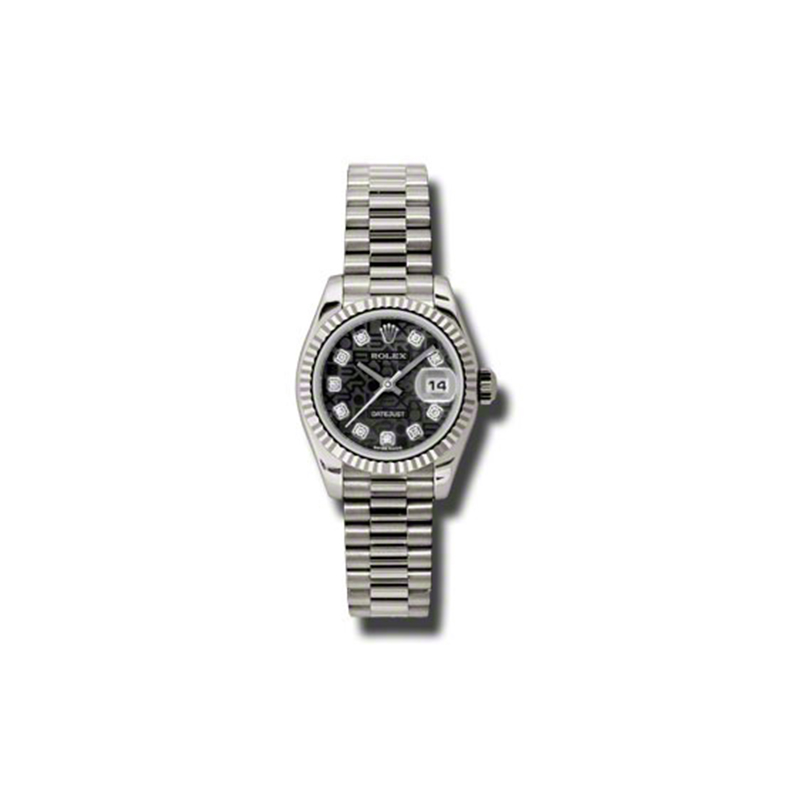 Oyster Perpetual Lady-Datejust 179179 bkjdp