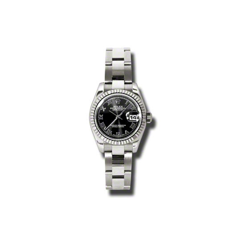 Oyster Perpetual Lady-Datejust 179179 bkro