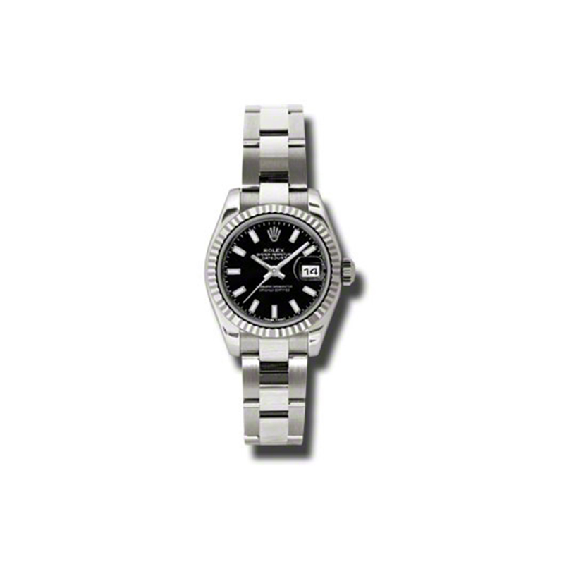 Oyster Perpetual Lady-Datejust 179179 bkso