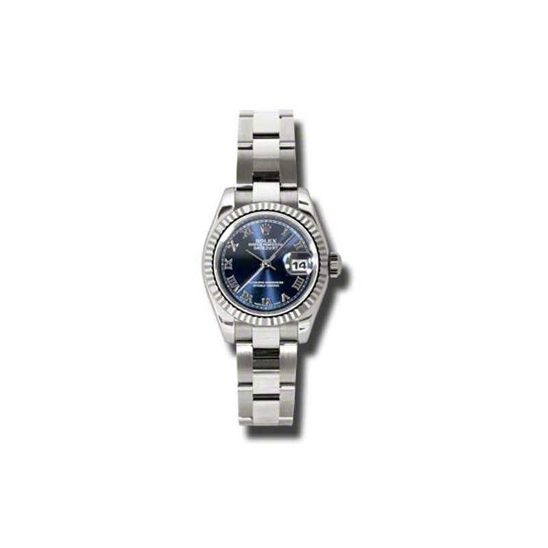Oyster Perpetual Lady-Datejust 179179 bro