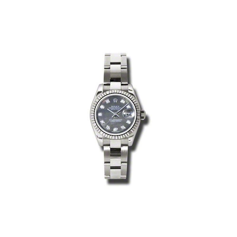 Oyster Perpetual Lady-Datejust 179179 dkmdo