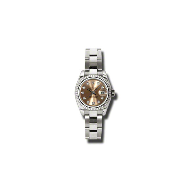 Oyster Perpetual Lady-Datejust 179179 pdo