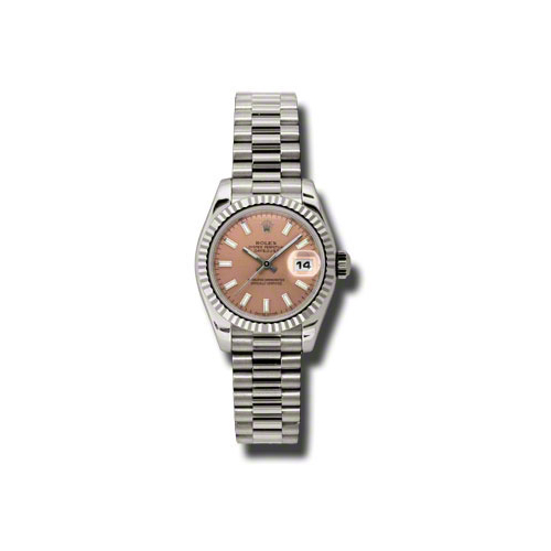 Oyster Perpetual Lady-Datejust 179179 psp