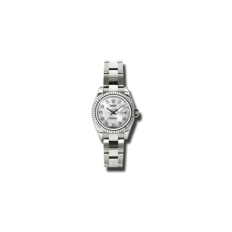 Oyster Perpetual Lady-Datejust 179179 sjdo