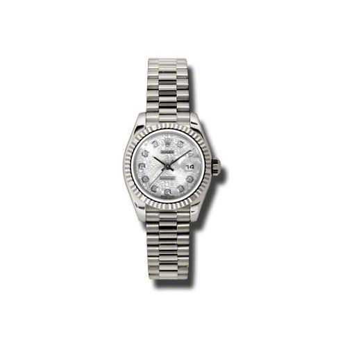 Oyster Perpetual Lady-Datejust 179179 sjdp