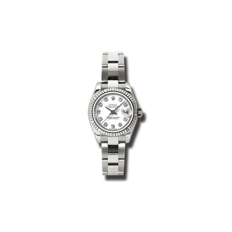 Oyster Perpetual Lady-Datejust 179179 wdo