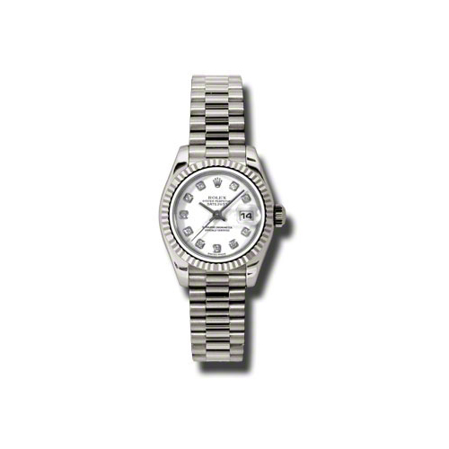 Oyster Perpetual Lady-Datejust 179179 wdp