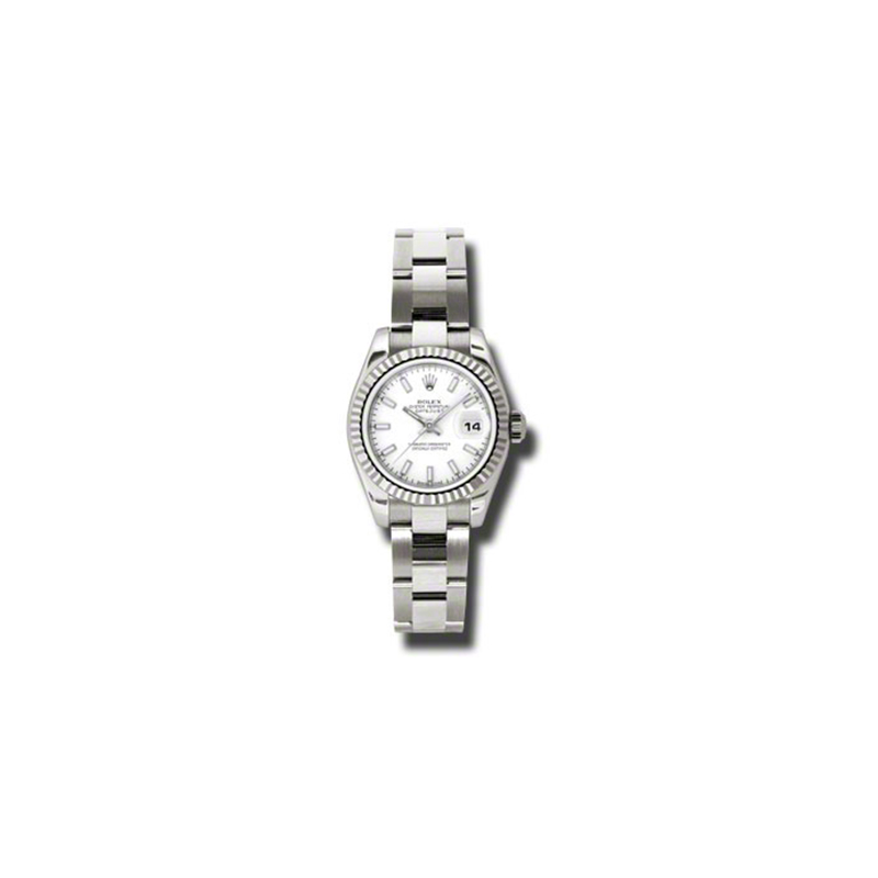 Oyster Perpetual Lady-Datejust 179179 wso