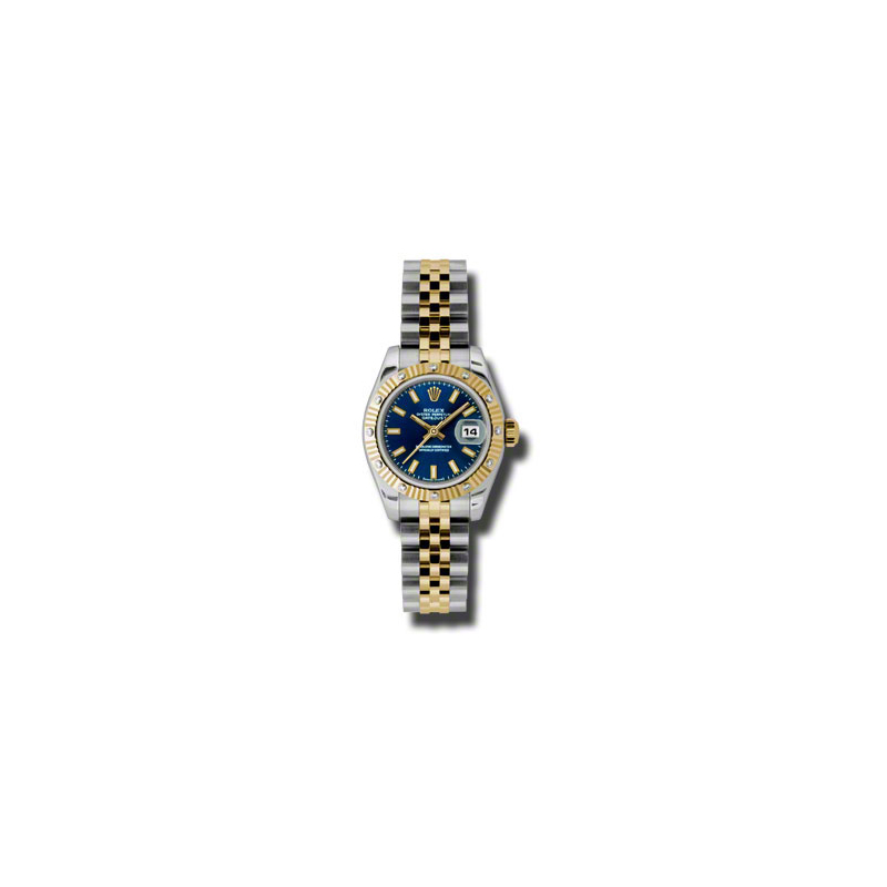 Oyster Perpetual Lady Datejust 179313 bsj