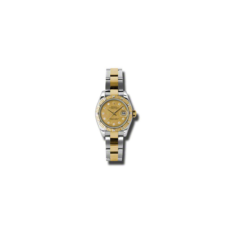 Oyster Perpetual Lady Datejust 179313 chgdmdo