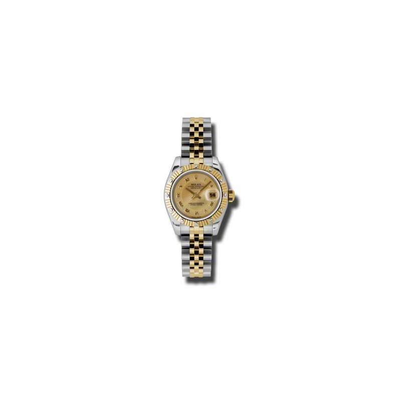 Oyster Perpetual Lady Datejust 179313 chmdrj