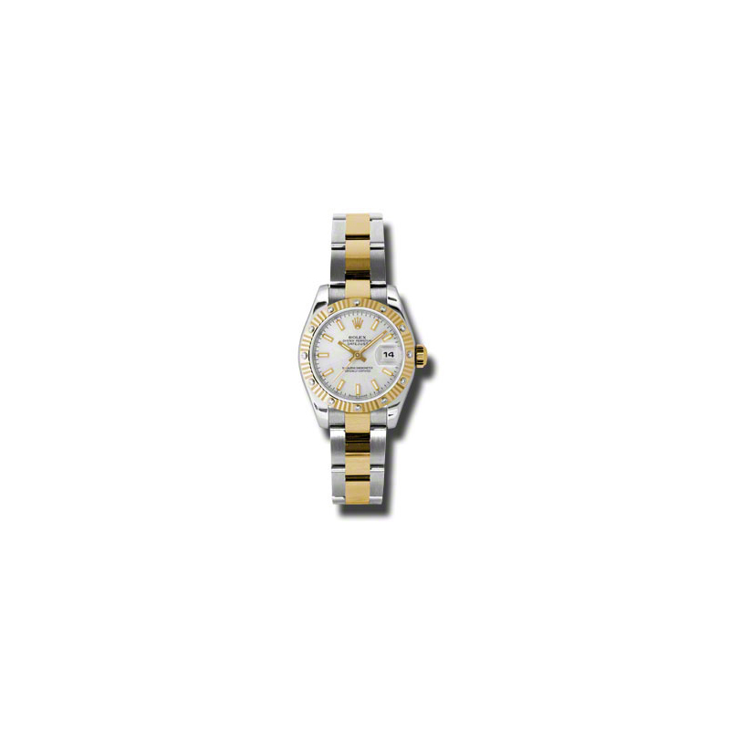 Oyster Perpetual Lady Datejust 179313 sso