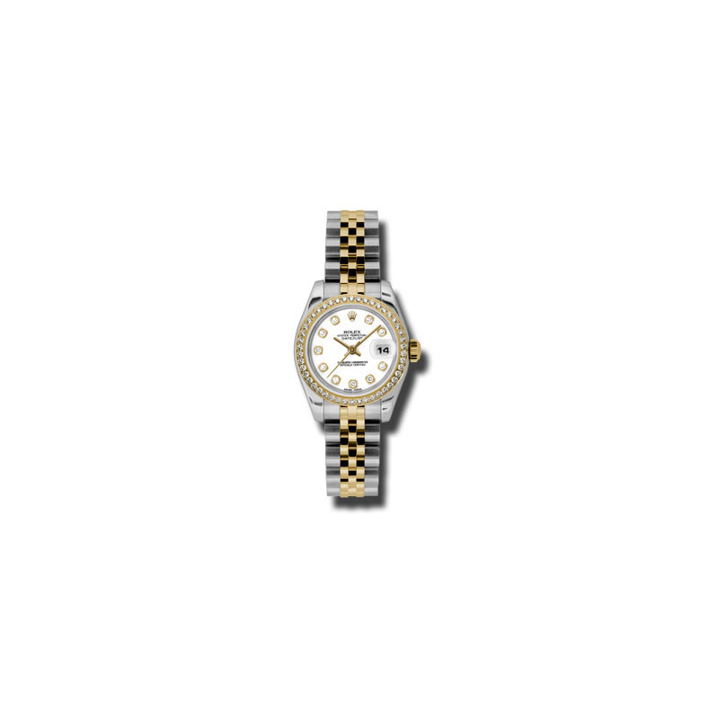 Oyster Perpetual Lady Datejust 179383 wdj