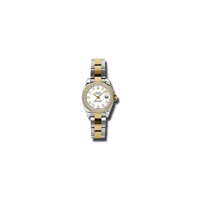Oyster Perpetual Lady Datejust 179383 wdo