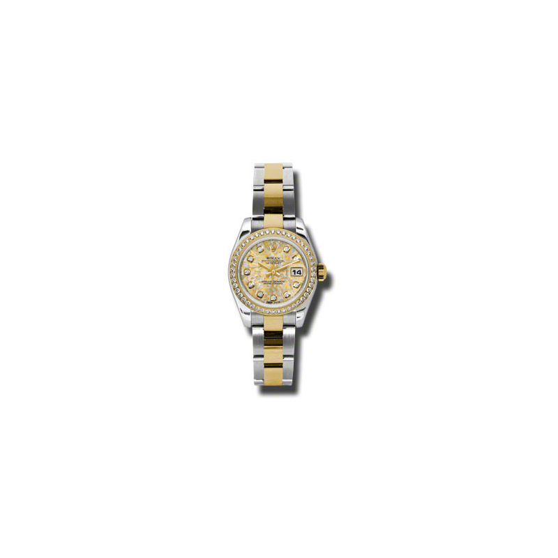 Oyster Perpetual Lady Datejust 179383 ygjcdo