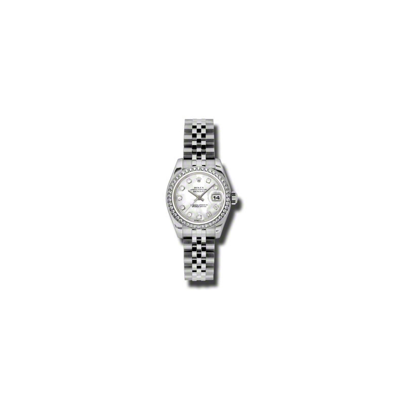 Oyster Perpetual Lady Datejust 179384 mdj