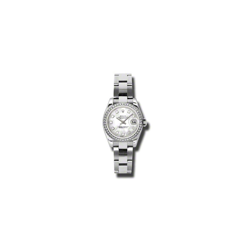 Oyster Perpetual Lady Datejust 179384 mdo
