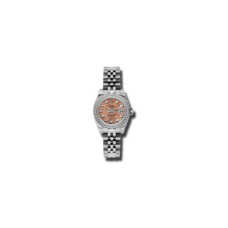 Oyster Perpetual Lady Datejust 179384 pgcdj