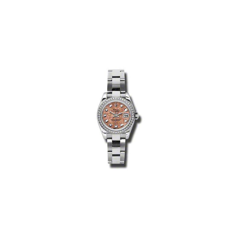 Oyster Perpetual Lady Datejust 179384 pgcdo