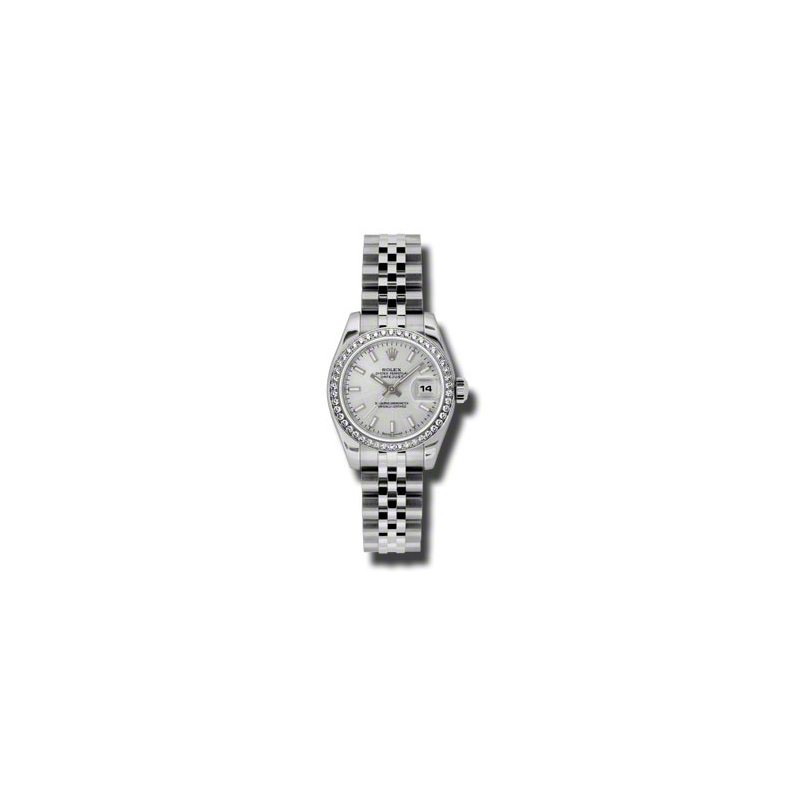 Oyster Perpetual Lady Datejust 179384 sij