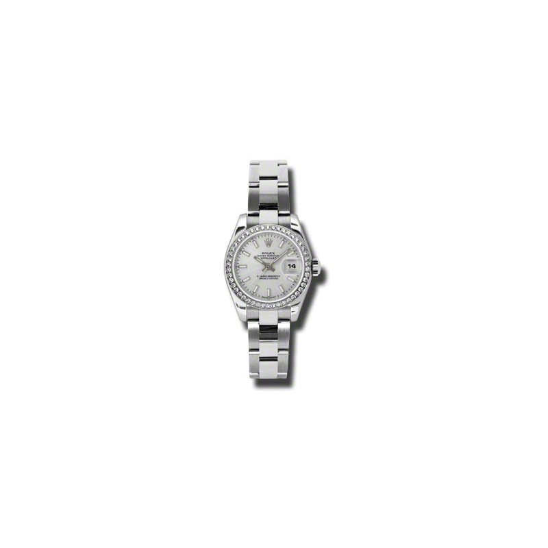 Oyster Perpetual Lady-Datejust 26 Diamond Bezel 179384 sio