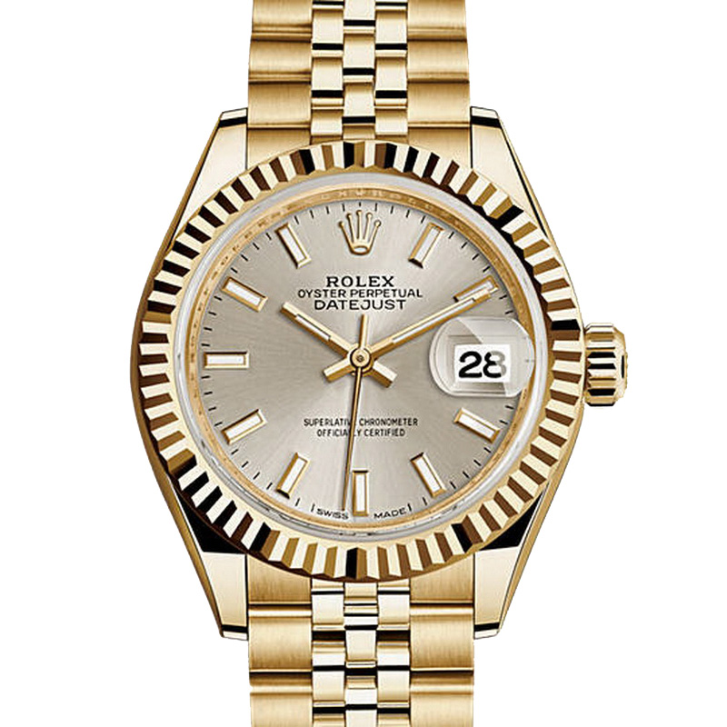 Oyster Perpetual Lady-Datejust 28 279178 (Yellow Gold)
