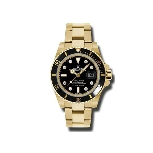 Oyster Perpetual Submariner Date 116618 bkd