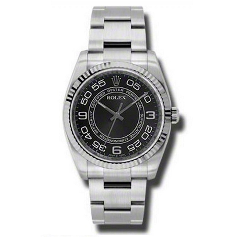 Oyster Perpetual Watch 116034 bkwao